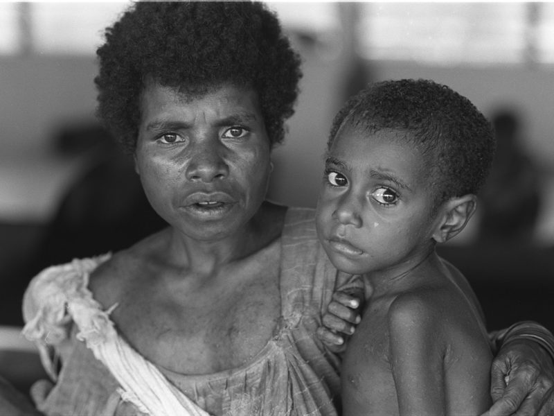 'If he survives' — Memories from Papua New Guinea