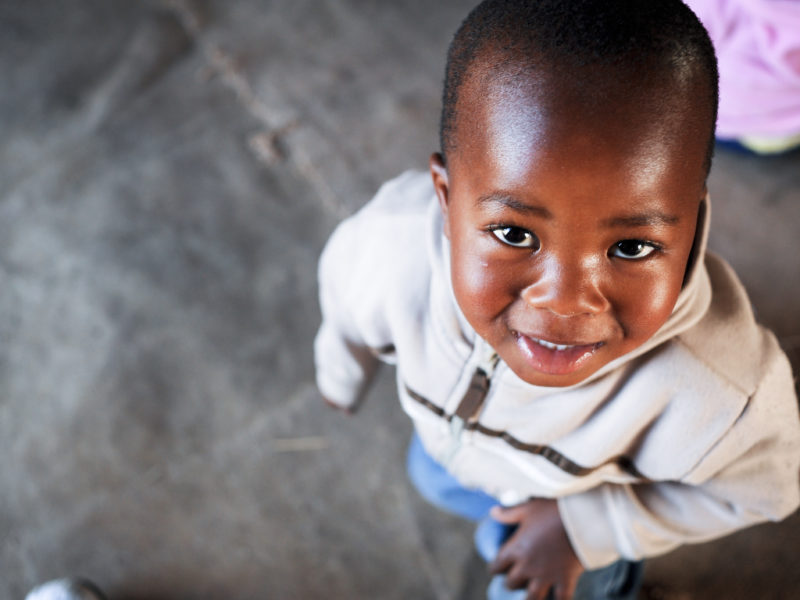 Children Must be at the Heart of the Post 2015 Agenda