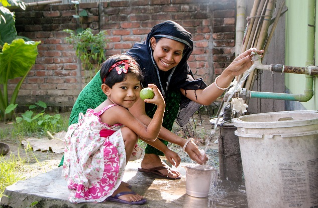 Changing Mothers' Lives