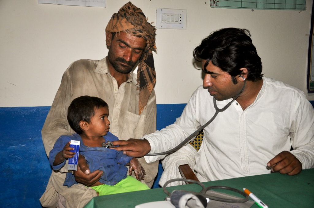 #TBT: Helping Mothers in Pakistan