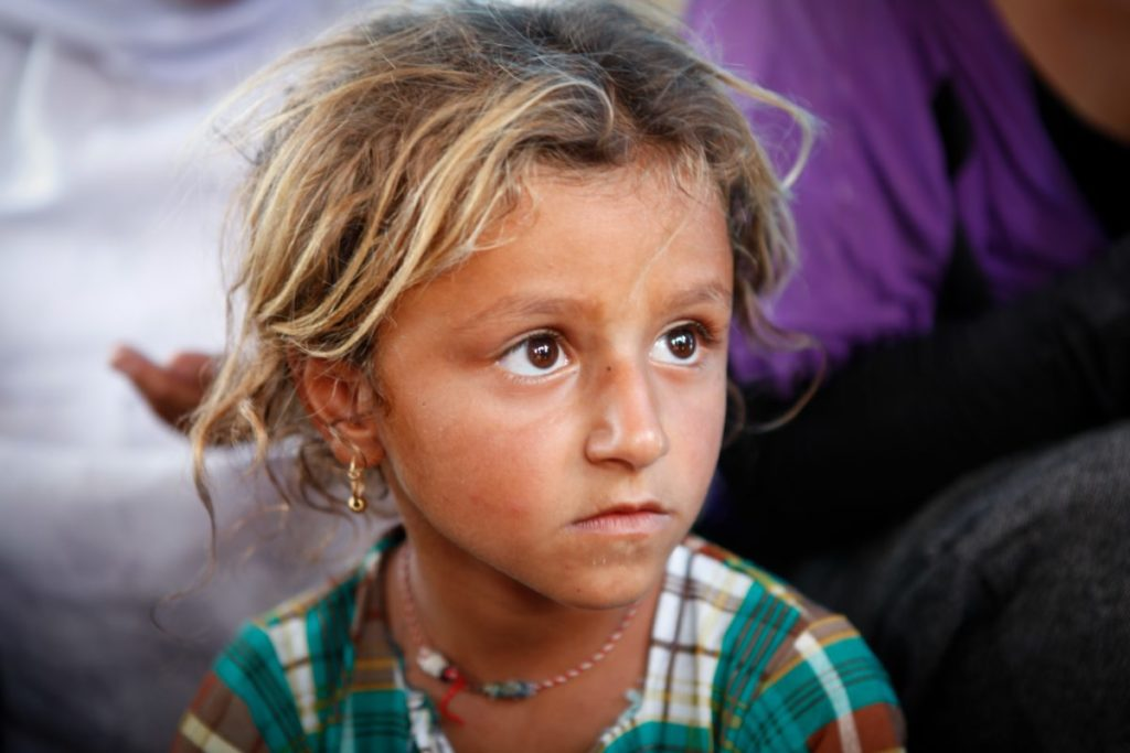Who Will Rebuild Syria? Invest in Syria's children