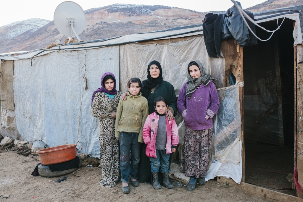 6 Stories from Syrian refugees