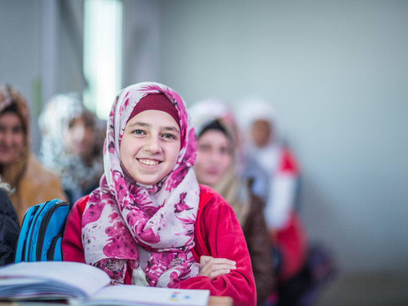 The Cost of No Education for a Child Refugee