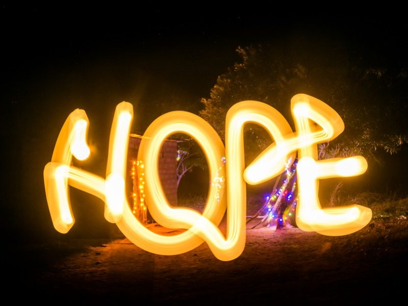 Hope Found in the Name of Jesus