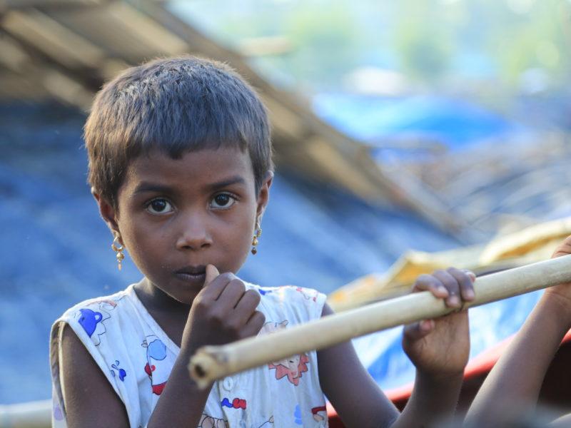 Protecting Children in the Rohingya Community