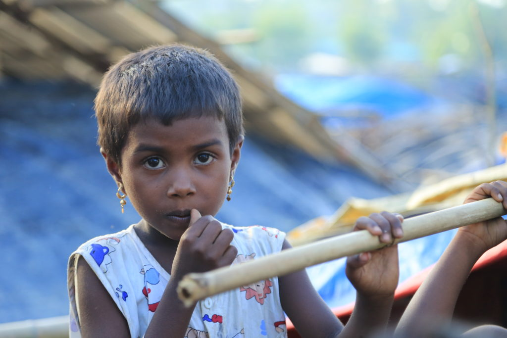 Protecting Children in the Rohingya Community