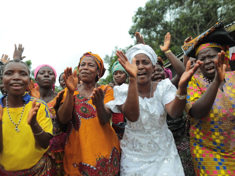 How World Vision and USAID are empowering women in Sierra Leone