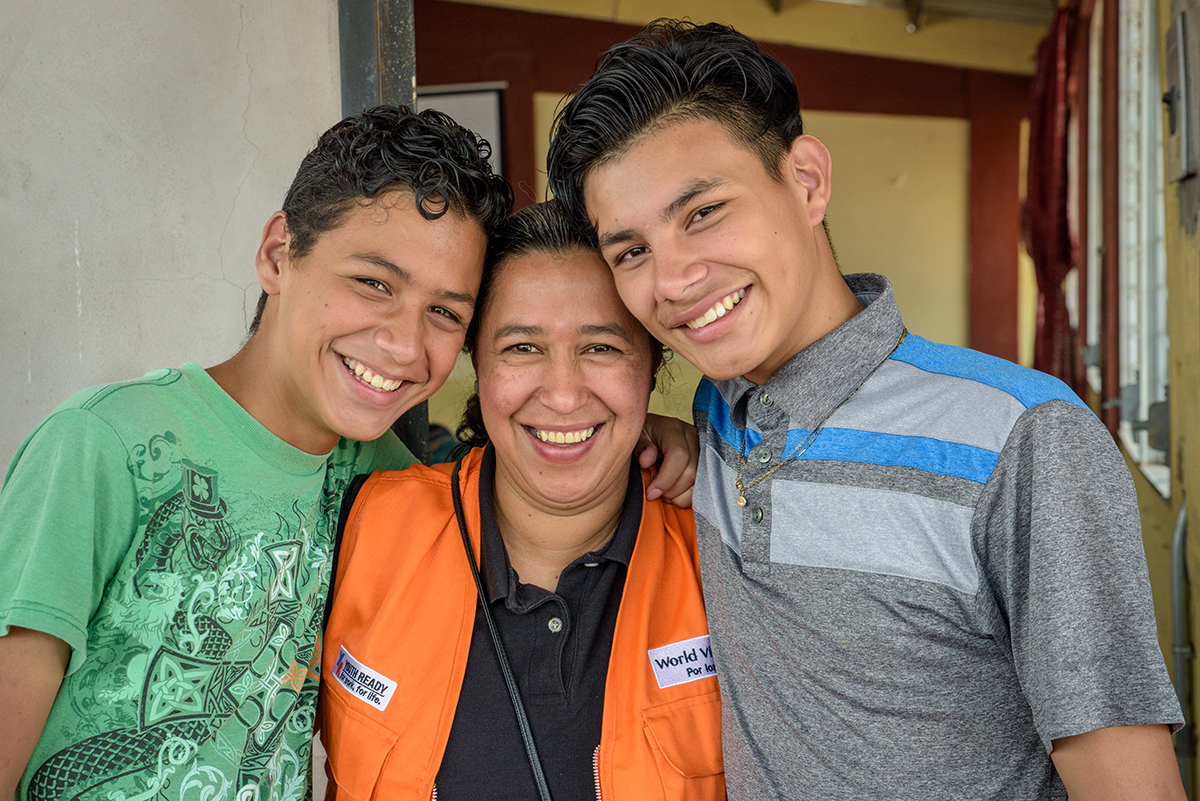 This program helps Honduras teens stop violence in their neighborhoods