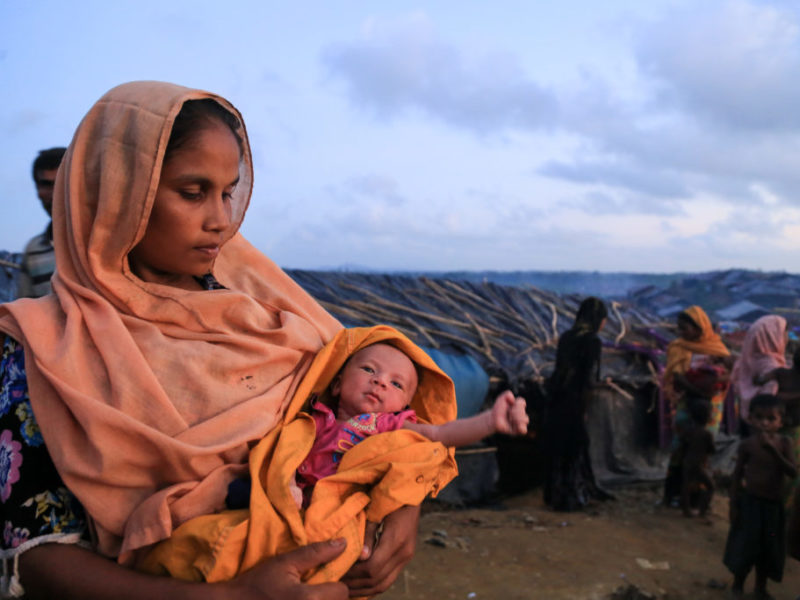 Protect Children in Fragile Countries
