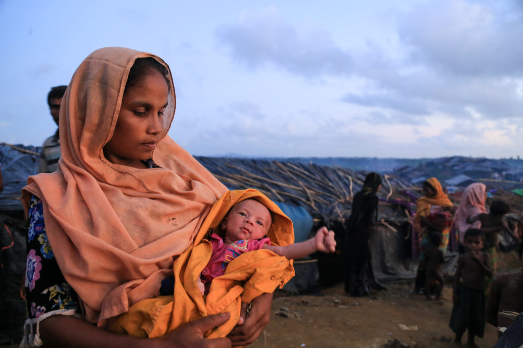 Promoting stability and peace in some of the world's most vulnerable places