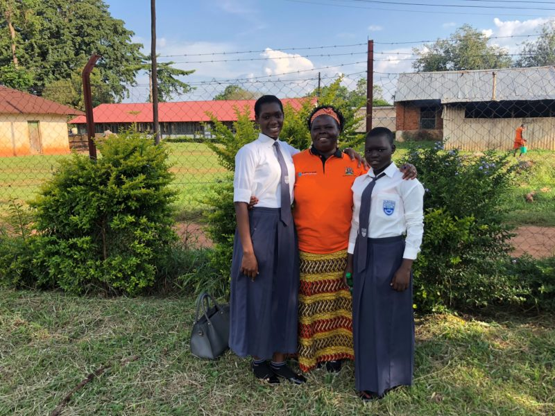 Pricilia is going against the tide to pursue big DREAMS for girls' education in Uganda