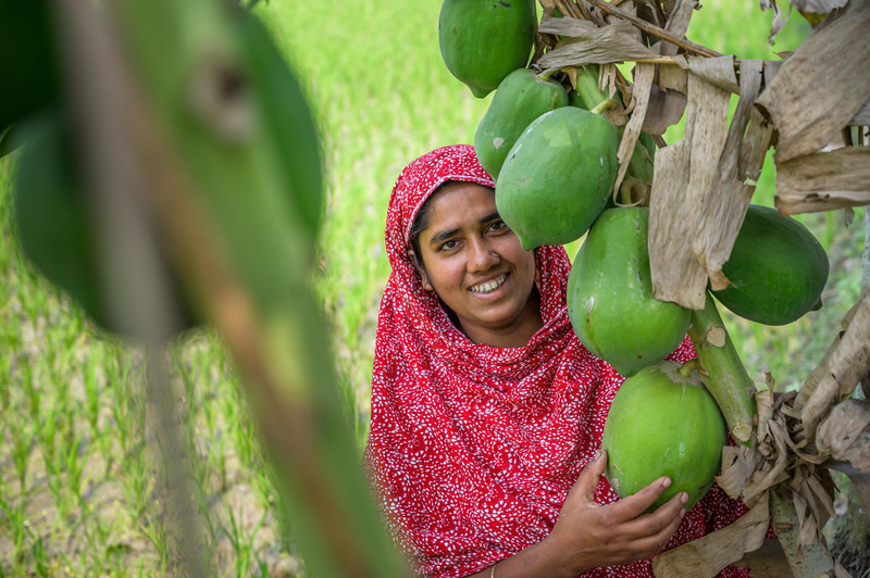 How U.S. foreign assistance transformed Fatema's life