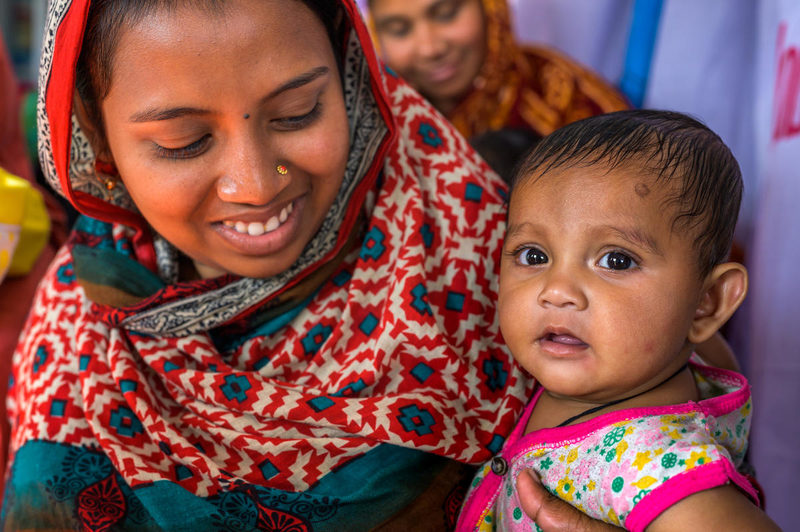 USAID: Progress report on child and maternal health