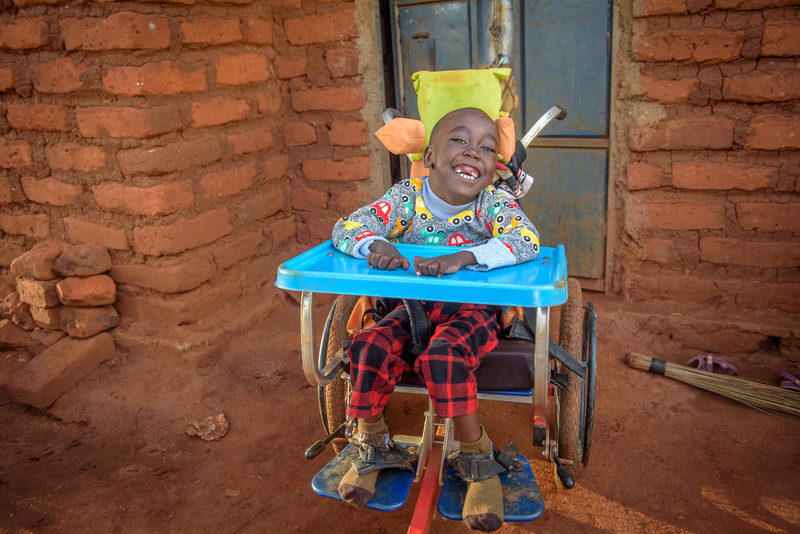 How U.S. foreign aid helps kids: Dennis' story