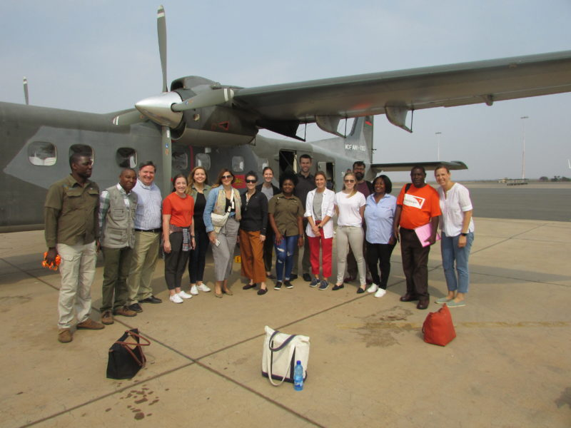 What does foreign aid buy? I took Capitol Hill staff on a trip to find out!