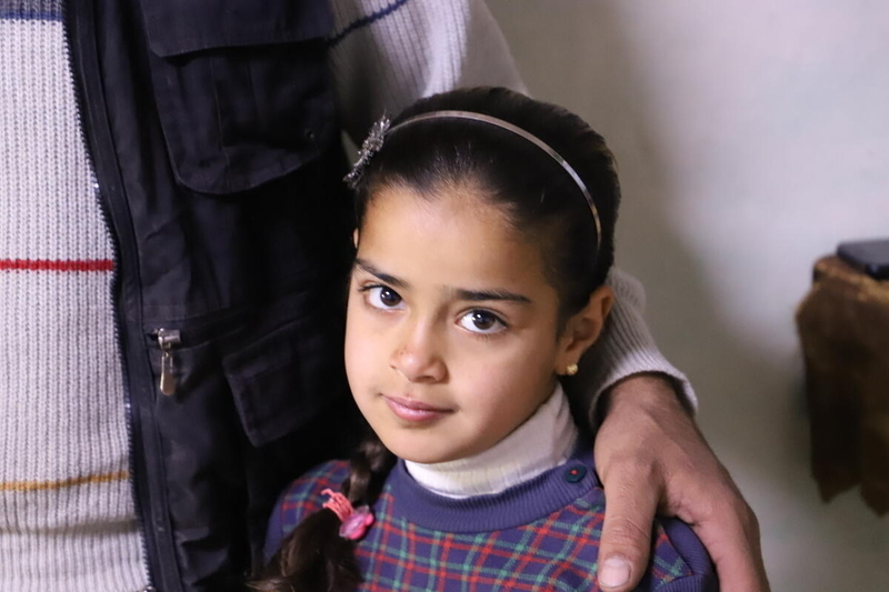 Child marriage in Syria: How conflict is stealing girls' futures