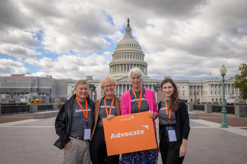 Why advocacy, World Vision?