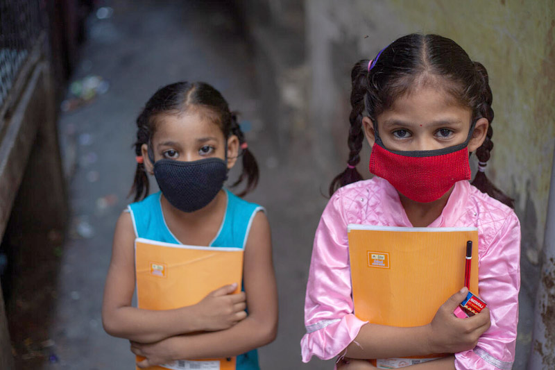 5 ways the pandemic is affecting the world's children