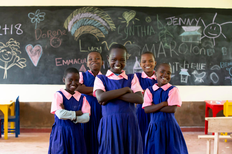 Why more school = less child marriage